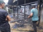 Emergency Relief for affected family due to house gutted in fire