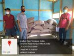 Glimpses from the Distribution of Dry Ration for COVID-19 Relief to Identified Vulnerable Families in Manipur